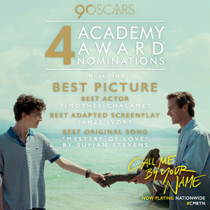 Call Me by Your Name (Movie Tie-in) 도서 상세이미지