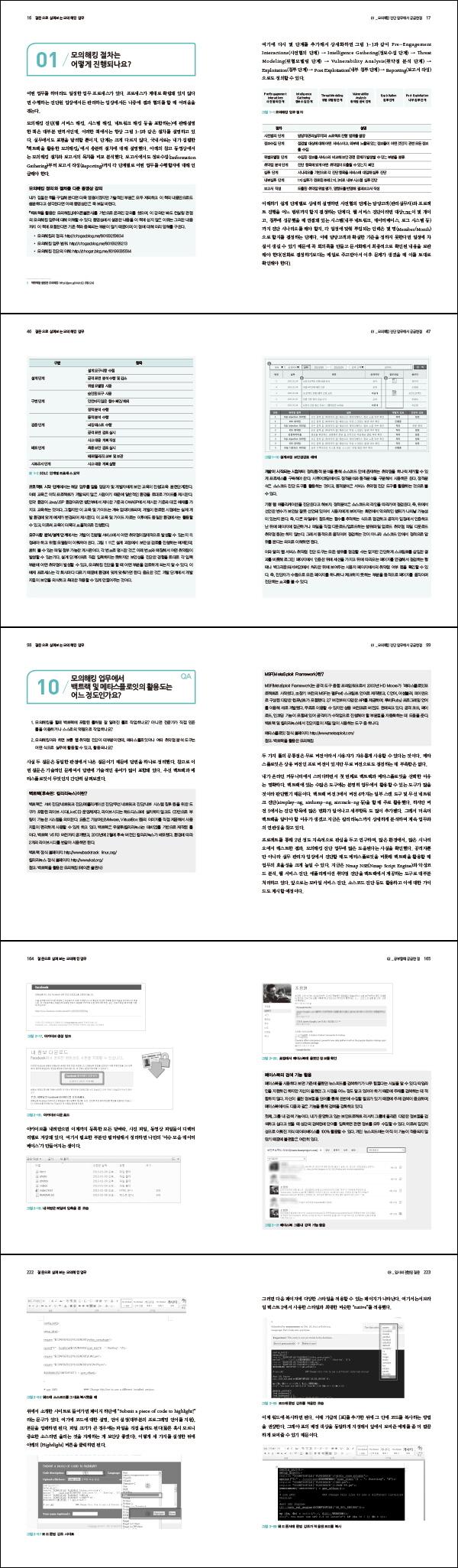 모의해킹이란 무엇인가(위키북스 해킹 보안 시리즈 4) 도서 상세이미지