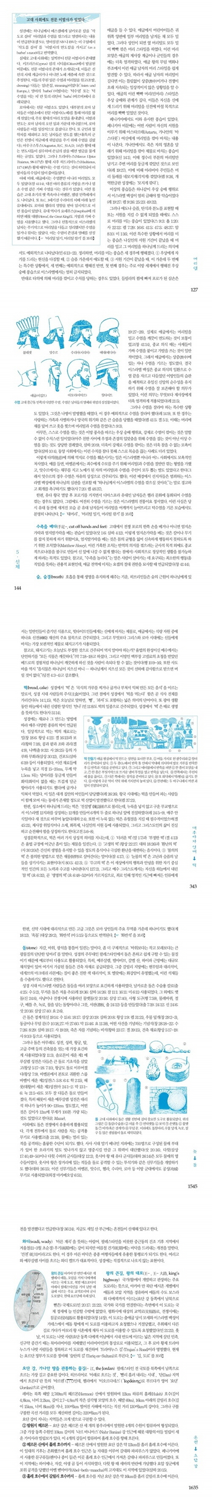 성경 문화배경 사전(양장본 HardCover) 도서 상세이미지