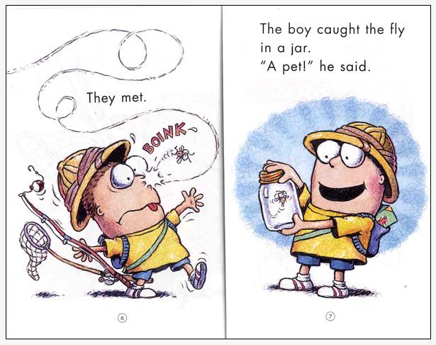 HI FLY GUY(CD1장포함)(SCHOLASTIC READER LEVEL. 2) 도서 상세이미지