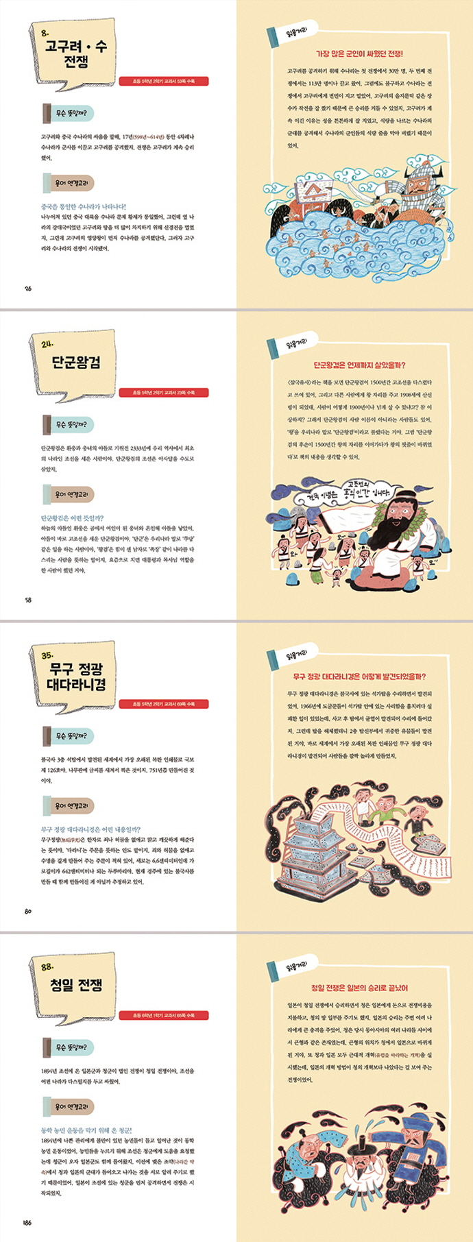 교과서 역사 용어 100 도서 상세이미지