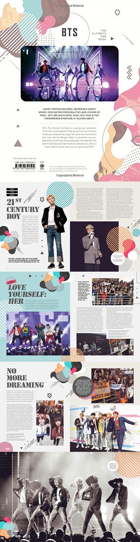 BTS: The Ultimate Fan Book (방탄소년단) 도서 상세이미지