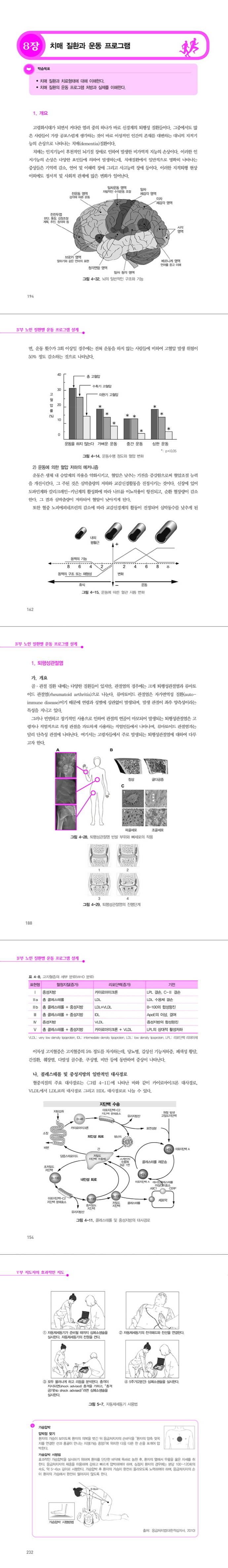노인체육론(노인스포츠지도사 필수) 도서 상세이미지