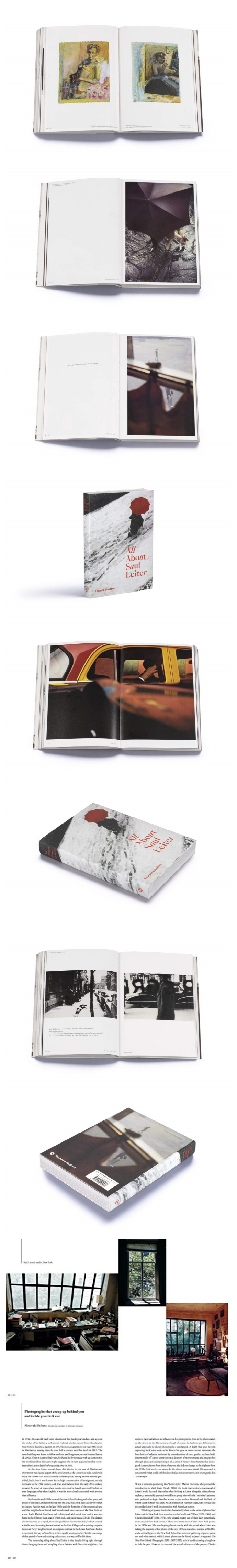 All About Saul Leiter 도서 상세이미지