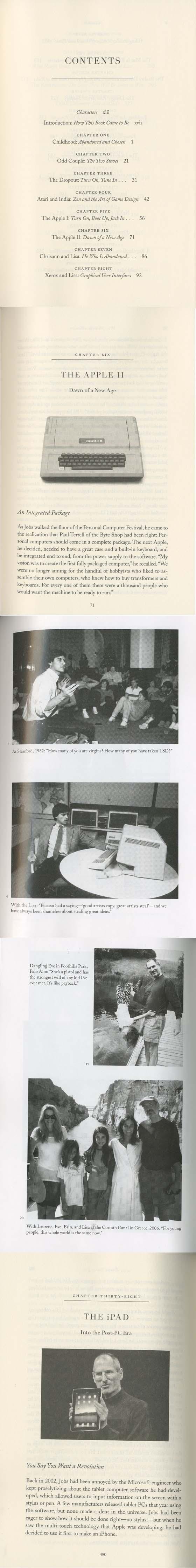 Steve Jobs - 스티브 잡스 자서전 도서 상세이미지