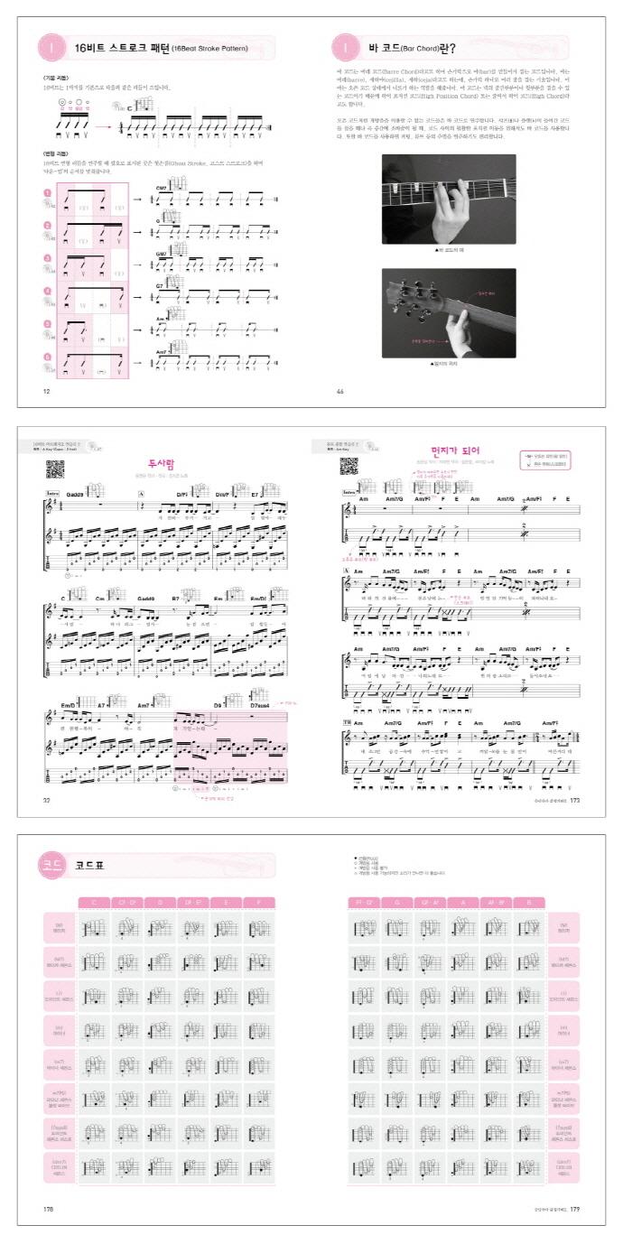 응답하라 감성기타. 2(CD1장포함) 도서 상세이미지