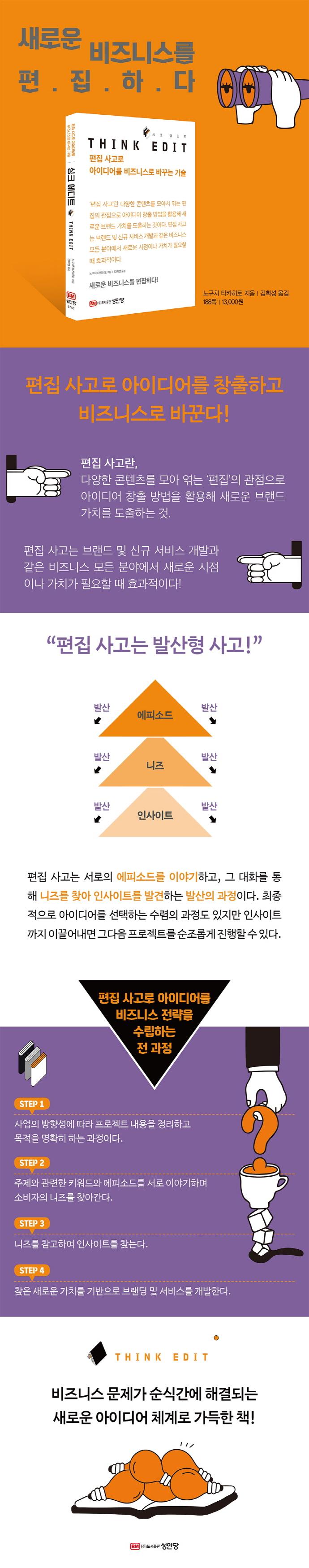 싱크 에디트(THINK EDIT) 도서 상세이미지