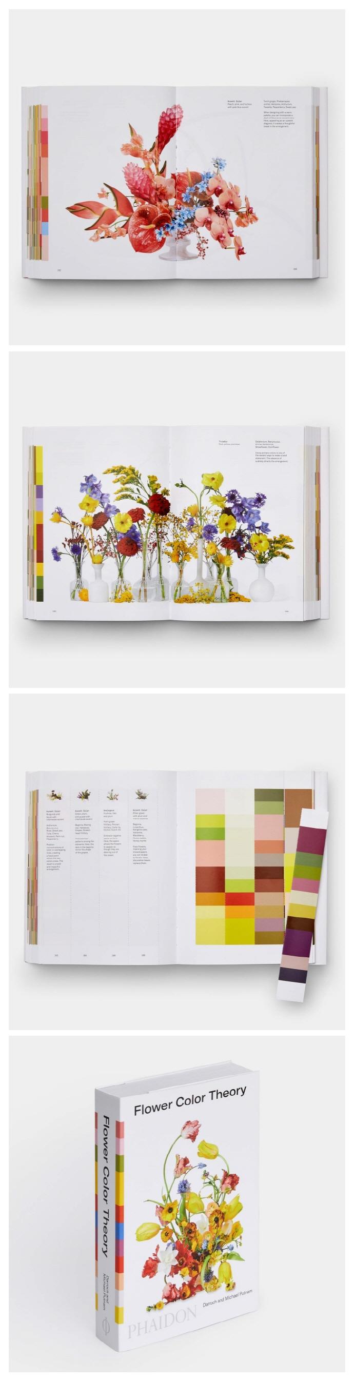 Flower Color Theory 도서 상세이미지