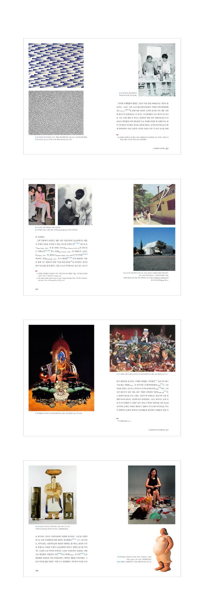 한국 현대미술의 정체(양장본 HardCover) 도서 상세이미지