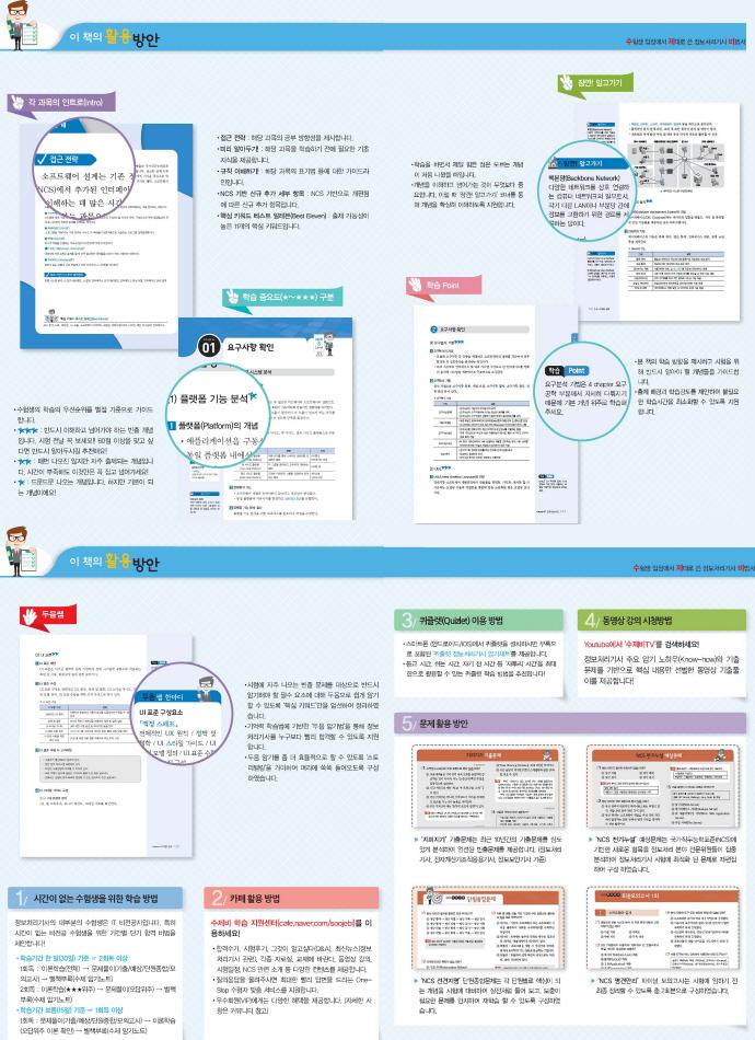 정보처리기사 필기 1권+2권 합본세트(2020)(수제비) 도서 상세이미지