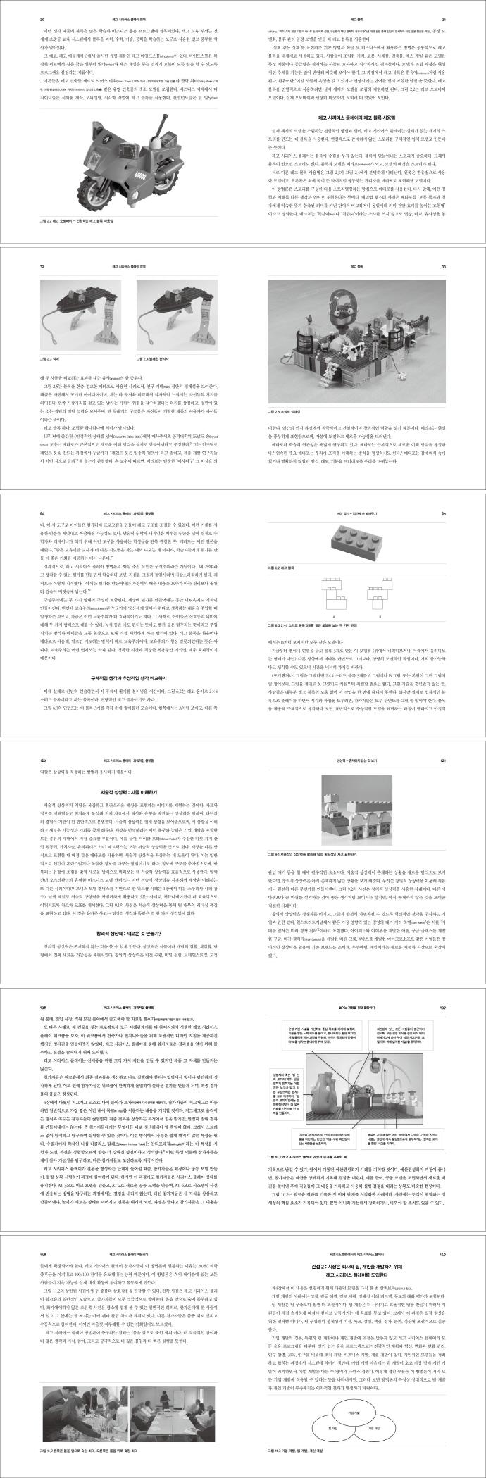 레고 시리어스 플레이 방법론(비즈니스를 개선하는)(비주얼 씽킹 시리즈 6)(양장본 HardCover) 도서 상세이미지