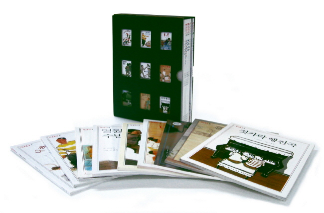 재미마주 학급문고 시리즈 세트(전9권) 도서 상세이미지