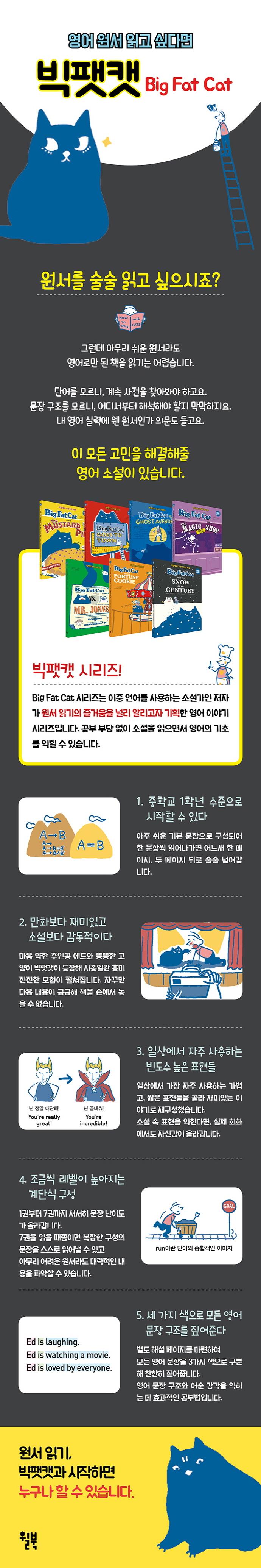 빅팻캣과 머스터드 파이(2018)(e-오디오북) 도서 상세이미지