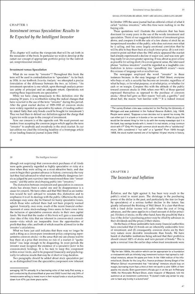 The Intelligent Investor (Revised Edition) 도서 상세이미지
