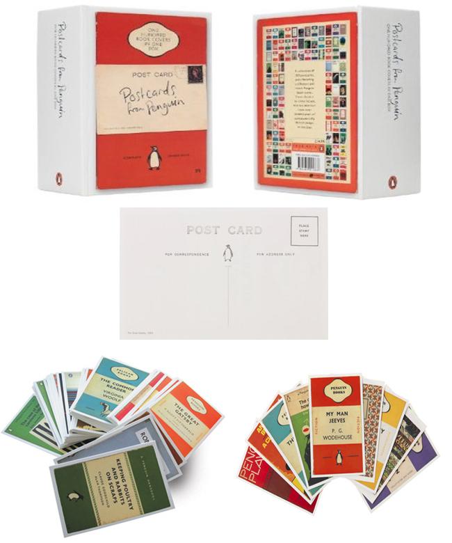 [펭귄] 엽서세트 Postcards from Penguin 도서 상세이미지