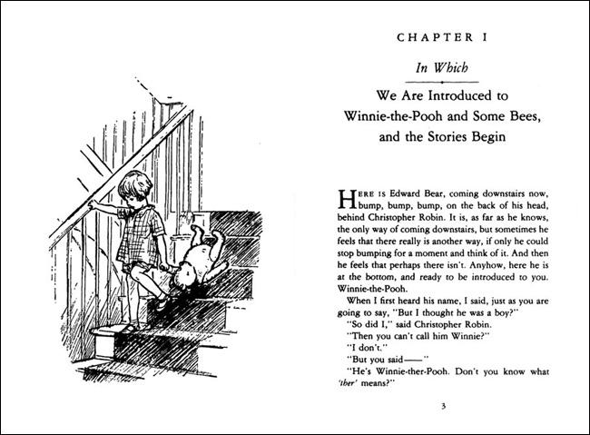 Winnie-the-Pooh: 디즈니 라이브액션 영화 '곰돌이 푸 다시 만나 행복해' 모티브 원작 소설 도서 상세이미지