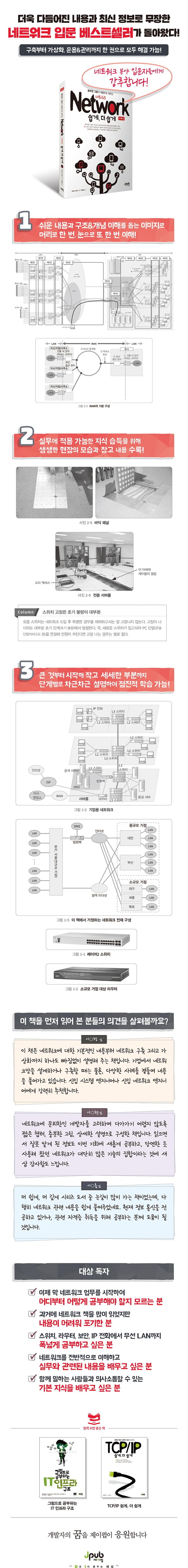 """네트워크 쉽게, 더 쉽게(풍부한 그림과 사진으로 배우는)(4판)(""""쉽게, 더 쉽게"""" 시리즈) 도서 상세이미지"""