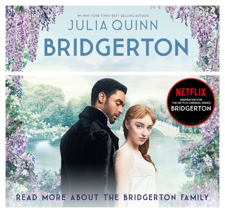Bridgerton: The Duke and I (NETFLIX) 도서 상세이미지