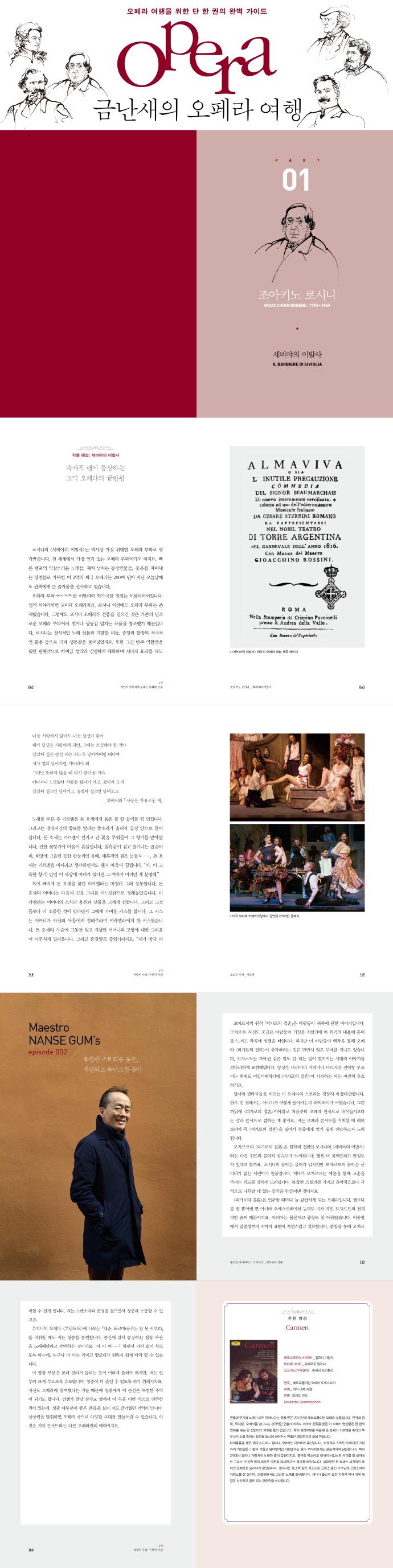 금난새의 오페라 여행 도서 상세이미지