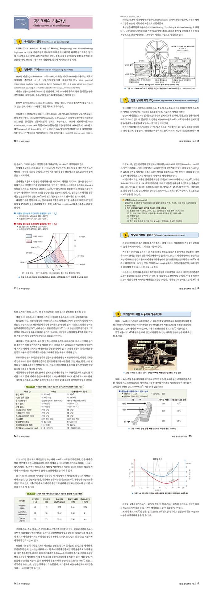 카 에어컨디셔닝(양장본 HardCover) 도서 상세이미지