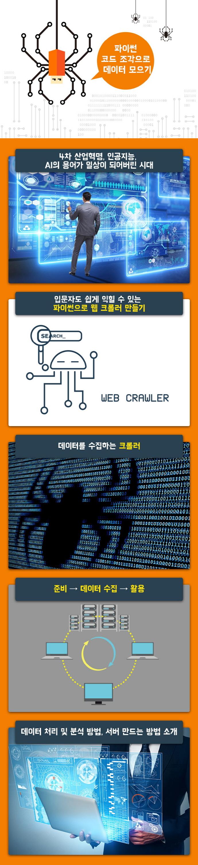 파이썬으로 배우는 웹 크롤러 도서 상세이미지