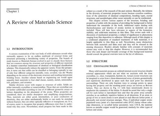 Materials Science of Thin Films 도서 상세이미지