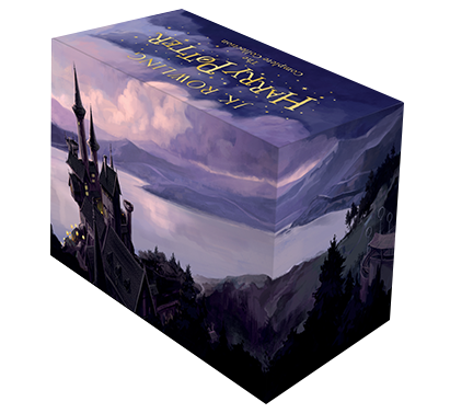 Harry Potter Box Set: The Complete Collection (Children's Paperback) 도서 상세이미지