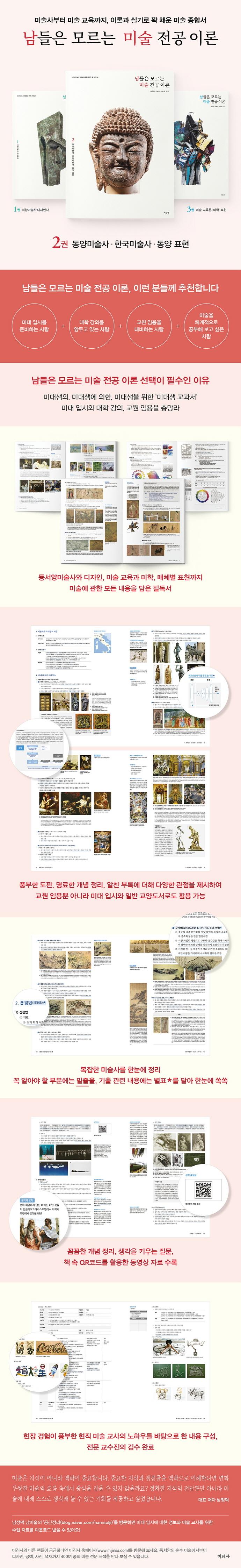 남들은 모르는 미술 전공 이론. 2: 동양미술사 한국미술사 동양 표현 도서 상세이미지