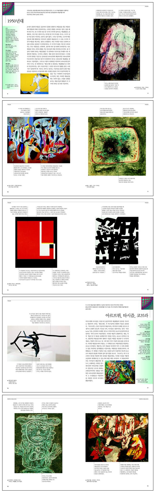 대중성과 다양성의 예술 현대미술(마로니에북스 아트 오딧세이 6) 도서 상세이미지