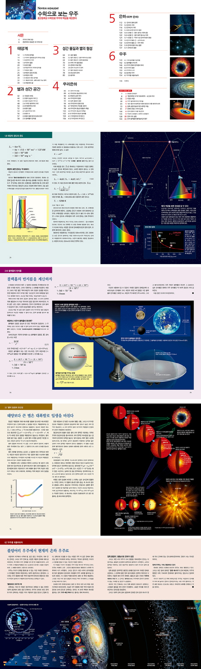 수학으로 보는 우주(Newton Highlight 132) 도서 상세이미지