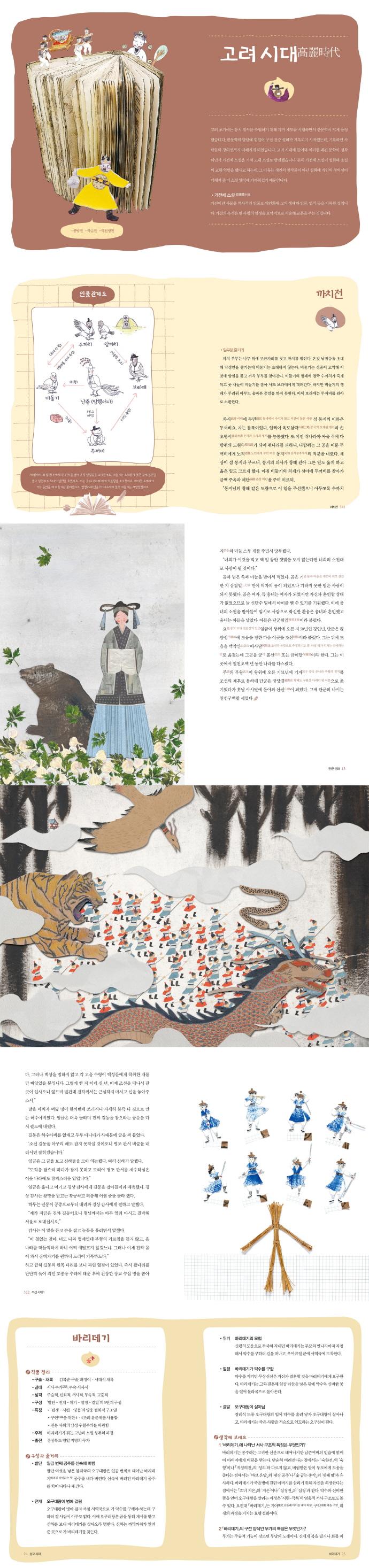 고전소설 베스트 30(상)(중학생을 위한) 도서 상세이미지