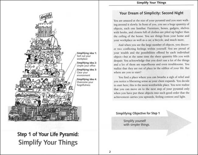 How to Simplify Your Life 도서 상세이미지