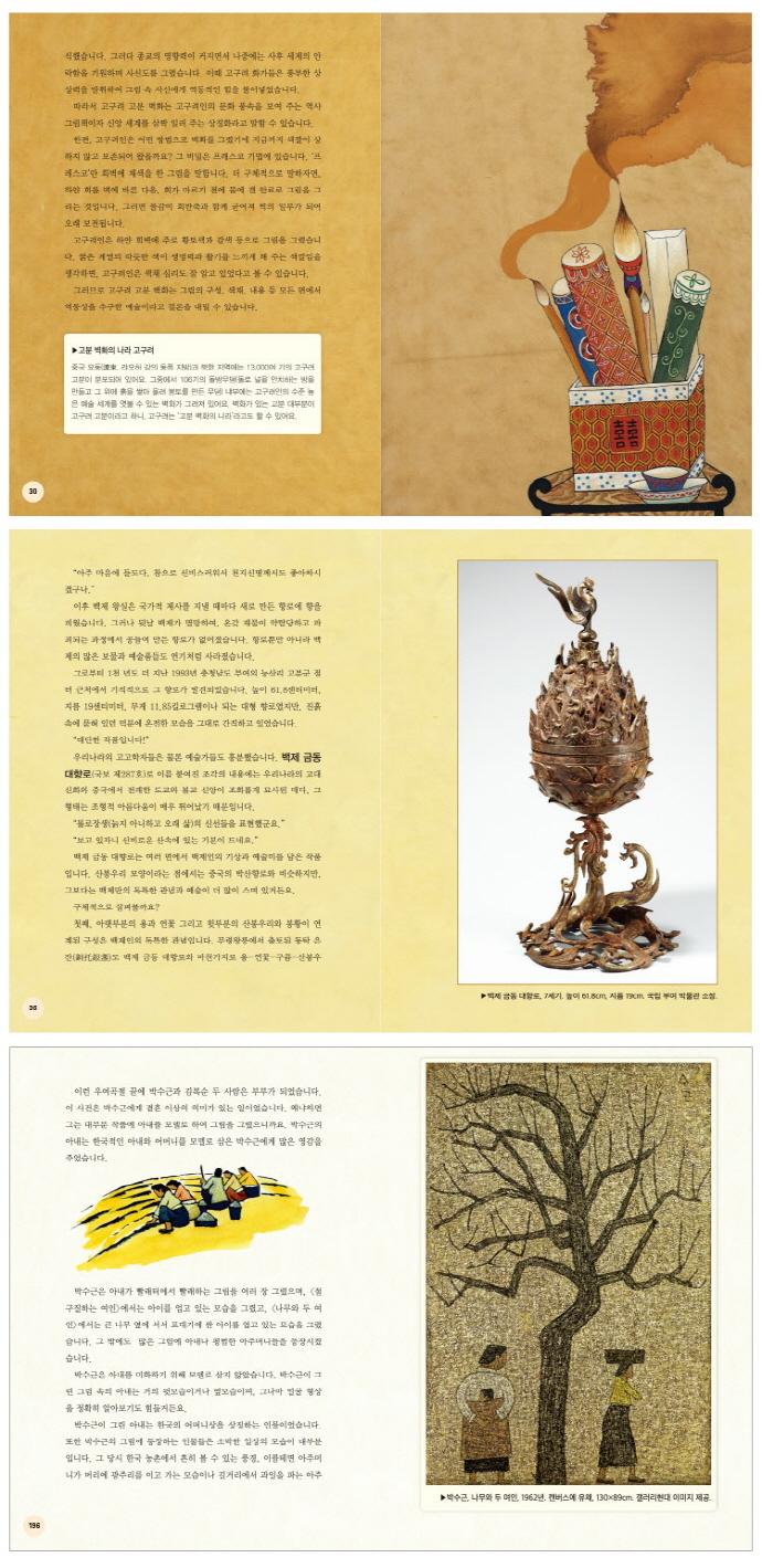 한국 미술사 도서 상세이미지