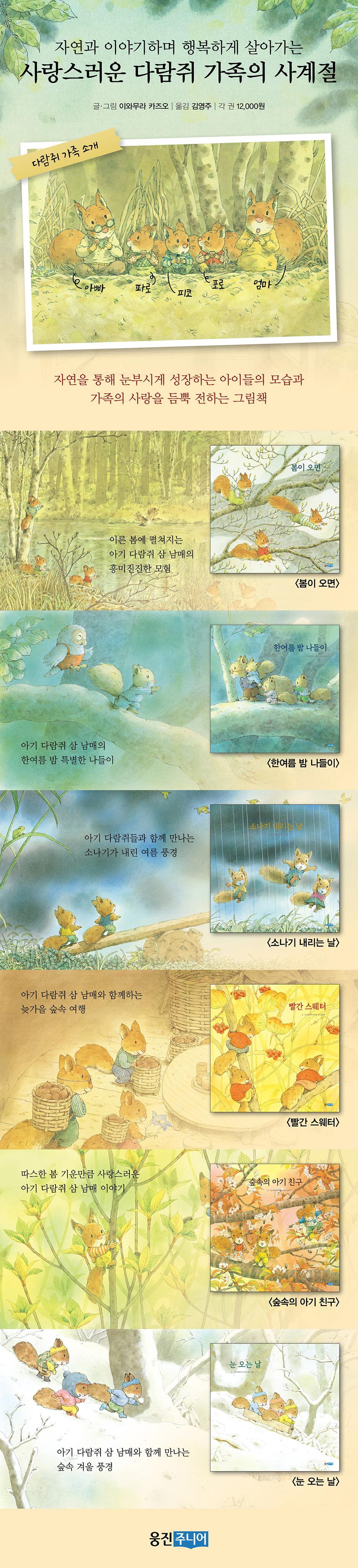 빨간 스웨터(웅진세계그림책 198) 도서 상세이미지