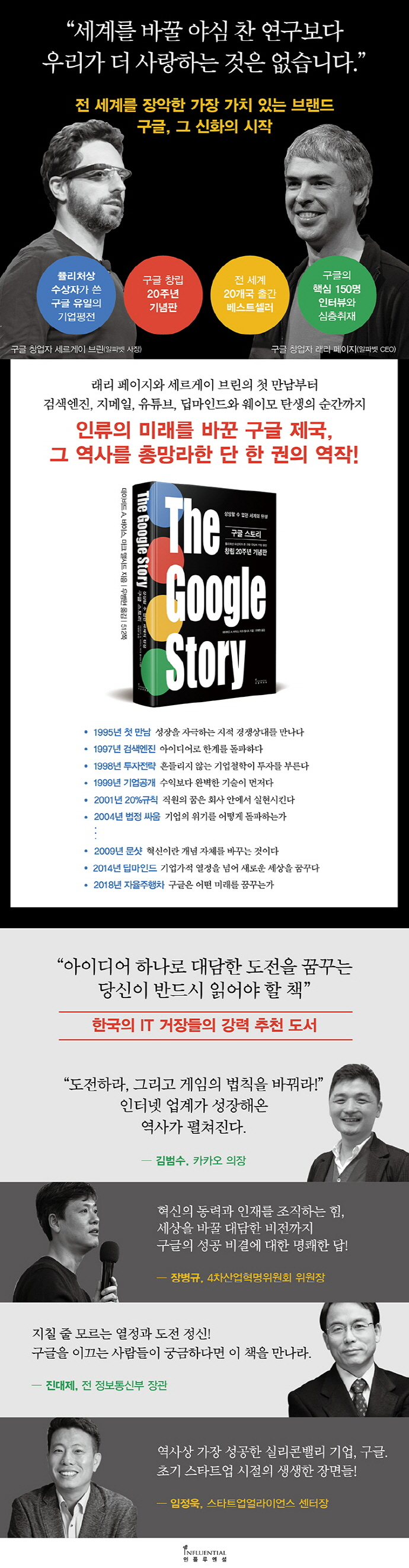 구글 스토리(The Google Story) 도서 상세이미지