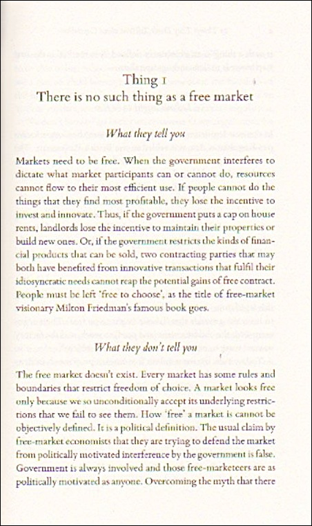 23 Things They Don't Tell You About Capitalism 도서 상세이미지