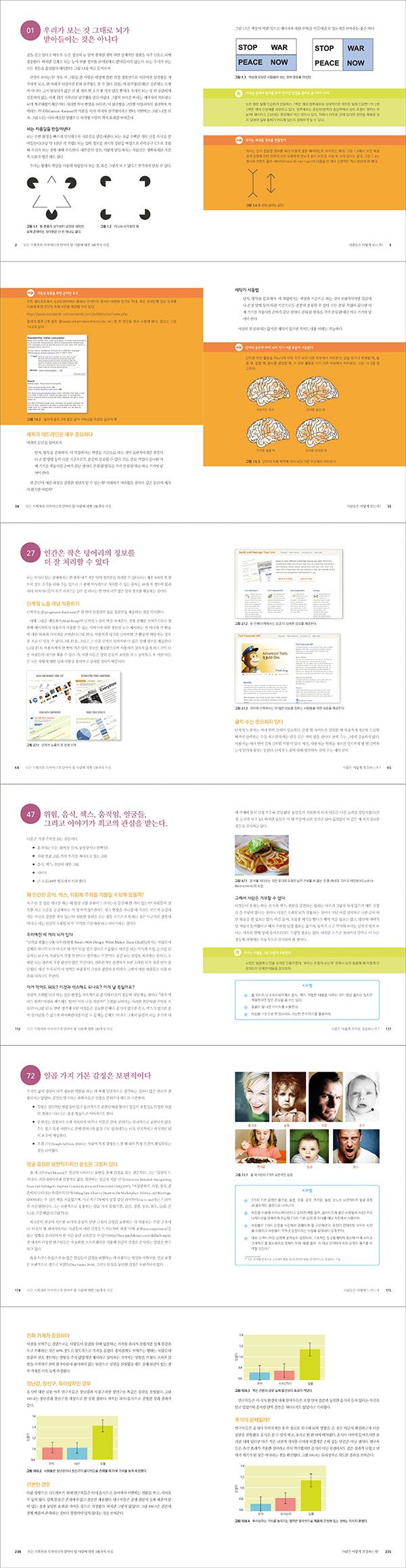 사람에 대한 100가지 사실(모든 기획자와 디자이너가 알아야 할)(위키북스 UX 시리즈 6) 도서 상세이미지