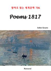 Poems 1817 (영어로 읽는 세계문학 706)