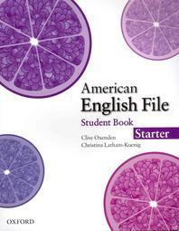 American English File Starter : Student Book