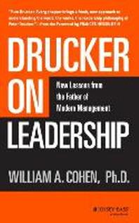 [해외]Drucker on Leadership (Hardcover)