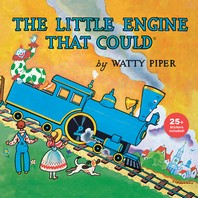 [해외]The Little Engine That Could (Paperback)