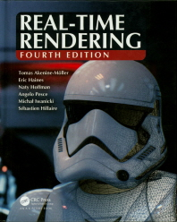 [해외]Real-Time Rendering, Fourth Edition