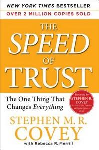 [해외]The Speed of Trust