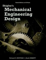 Shigley's Mechanical Engineering Design