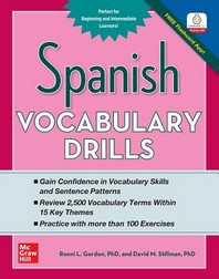 [해외]Spanish Vocabulary Drills