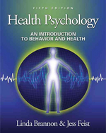 Health Psychology 5/E:an Introduction to Behavior and Health