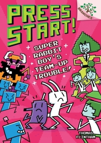 [해외]Super Rabbit Boy's Team-Up Trouble! (Hardcover)