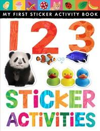 [해외]123 Sticker Activities