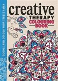 The Creative Therapy Colouring Book (컬러링북)