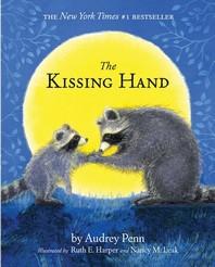 [해외]The Kissing Hand [With Stickers] (Hardcover)